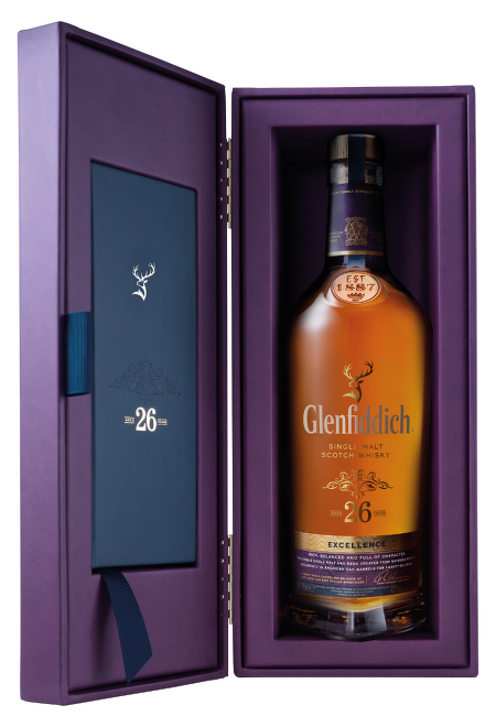 Glenfiddich 26 Years Old 0,7l