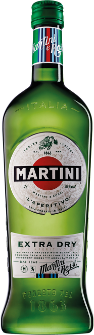 Martini Extra Dry Vermouth 1 l