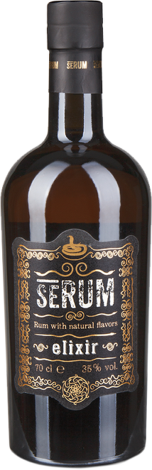 Serum Elixir de Ron Carta Oro 0,7l