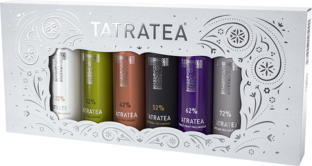 Tatratea mini set mix I. 6 x 0,04 l