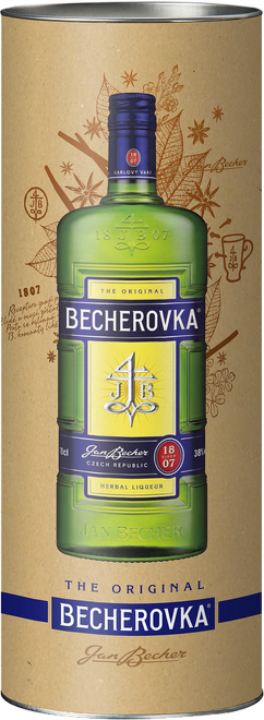 Jan Becher Becherovka Original 0,7l v tubě