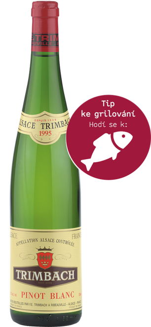 Pinot Blanc, Trimbach, Alsace