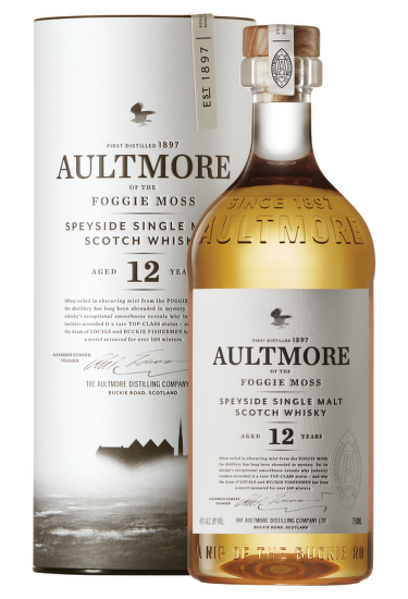 Aultmore 12 Years Old 0,7l