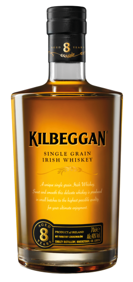 Kilbeggan Single Grain 8 Years Old 0,7l