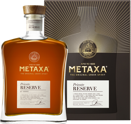 Metaxa Private Reserve 25th Anniversary 0,7 L