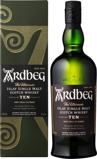 Ardbeg 10 Years Old 0,7l