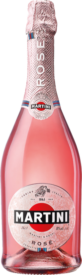 Martini Rose sekt (demi-sec) 0,75l