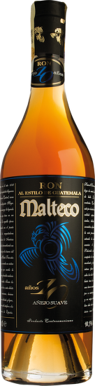 Malteco 10 Years Old 0,7 l