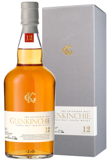 Glenkinchie 12 Years Old, Lowlands 0,7l