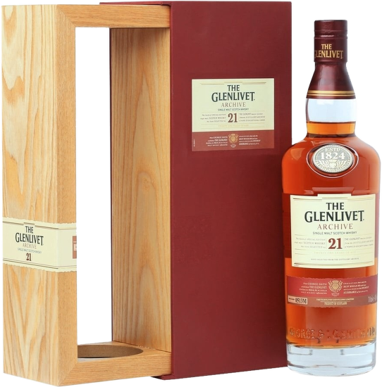 Glenlivet 21 Years Old Archive 0,7l
