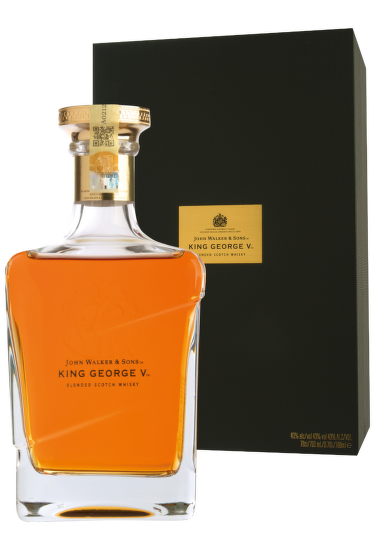 Johnnie Walker Blue King George V. Edition