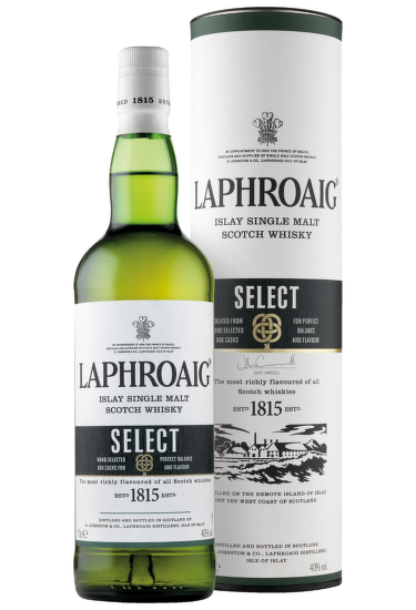 Laphroaig Select, Islay Island 0,7 l