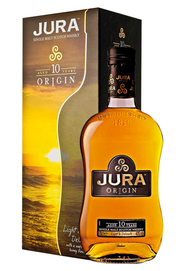 Isle of Jura 10 Years Old 0,7 l