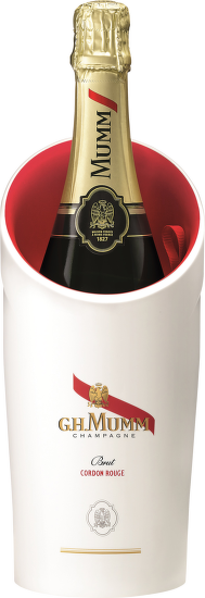 Mumm Cordon Rouge + Ice bucket mini