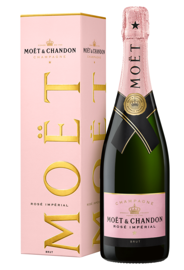 Moët & Chandon Rosé Imperial 0,75l