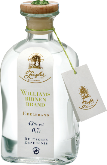 Williamsbirnenbrand (Hruškovice - Eau de Vie)