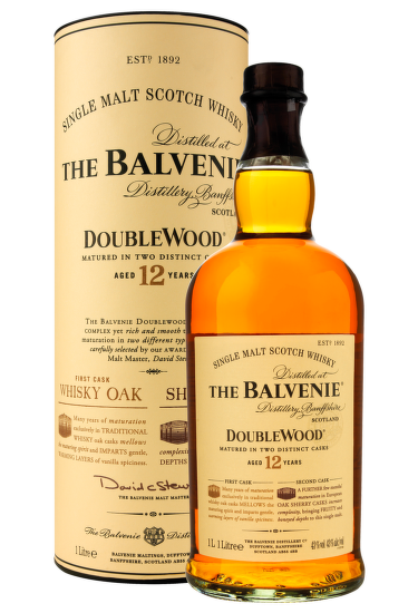 The Balvenie 12 Years Old 0,7l