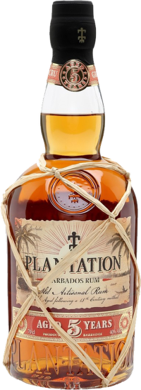 Plantation 5 Years Old 0,7l
