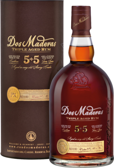 Dos Maderas P.X.5+5 10 Years Old 0,7l