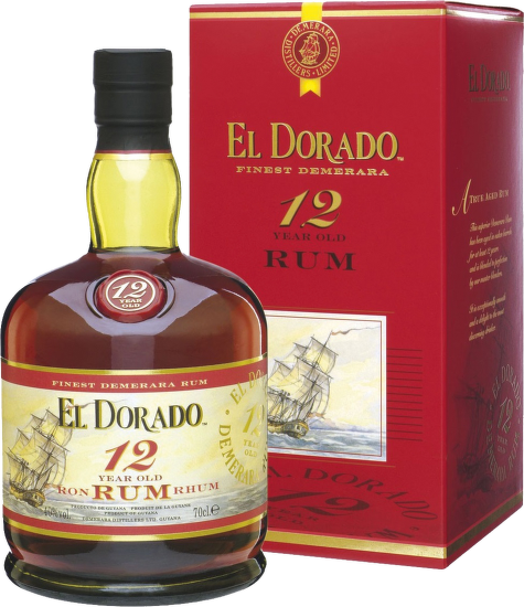 El Dorado 12 Years Old 0,7l
