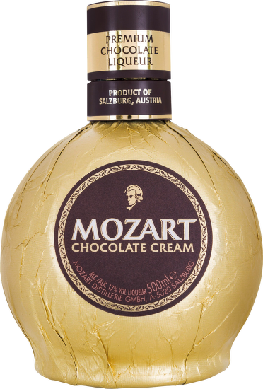 Mozart Chocolate Cream 0,5l