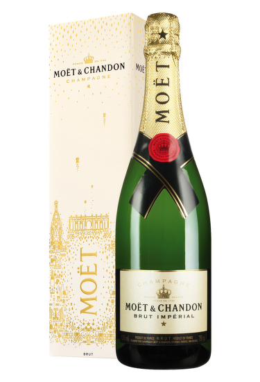 Moët & Chandon Brut Imperial Festive box