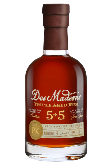Dos Maderas P.X.5+5 10 Years Old 0,2l