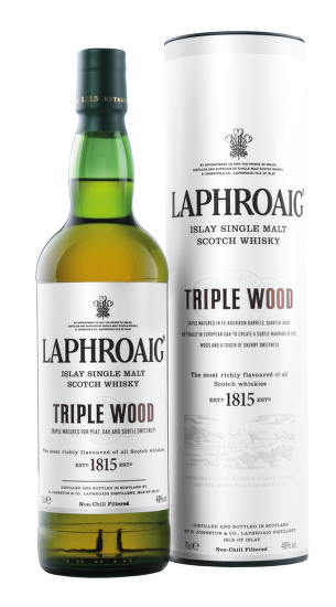 Laphroaig Triple Wood 0,7l