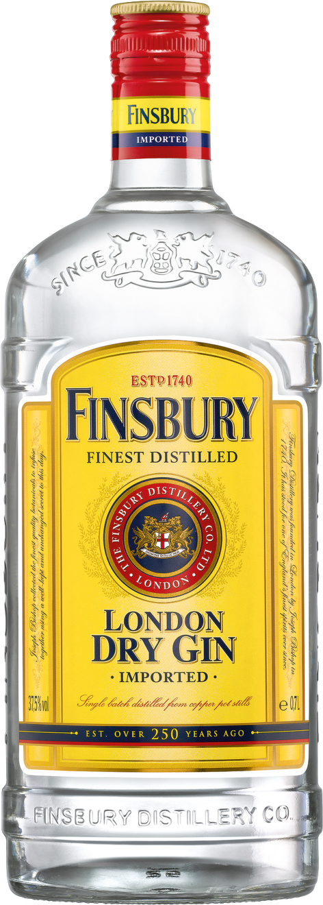 Gin Finsbury London Dry 0,7l