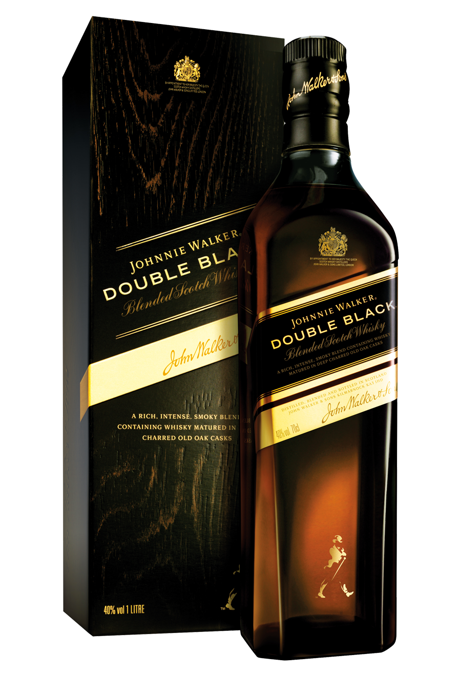 Johnnie Walker Double Black 12 Years Old 0,7l