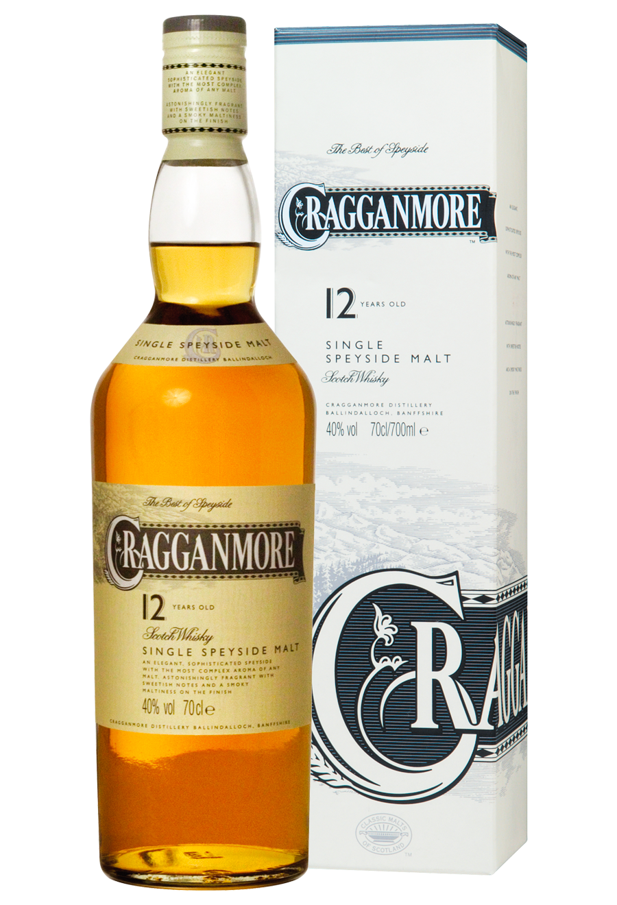 Cragganmore 12 Years Old, Speyside
