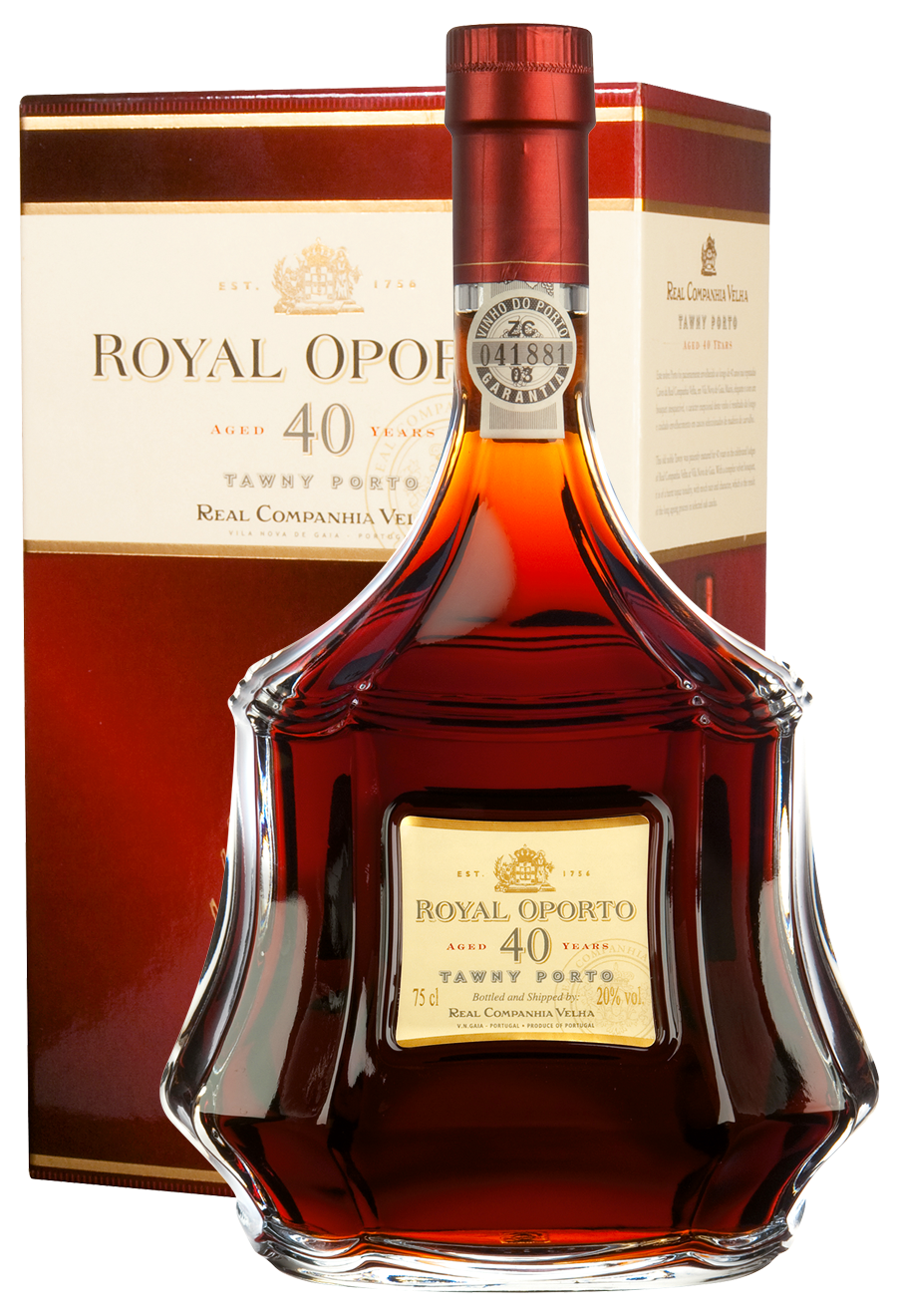 Royal Oporto Over 40 Years aged Tawny