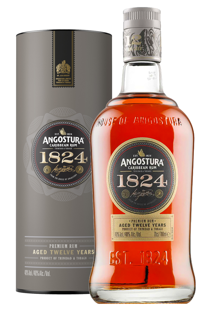Angostura 1824 12 Years Old 0,7 L