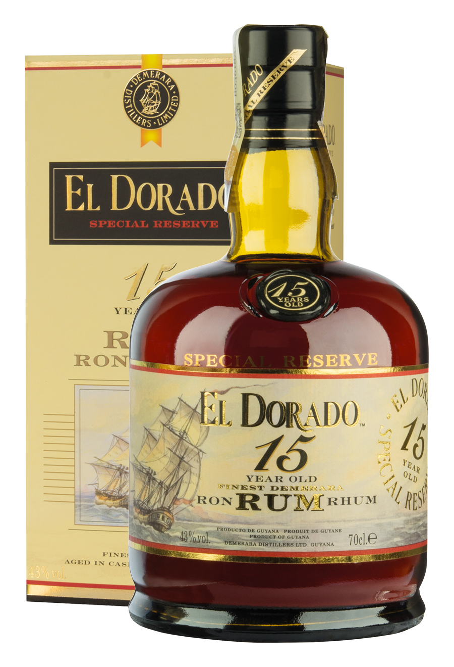 El Dorado 15 Years Old 0,7l