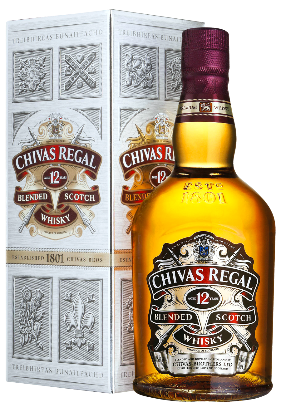 Chivas Regal 12 Years Old 1l