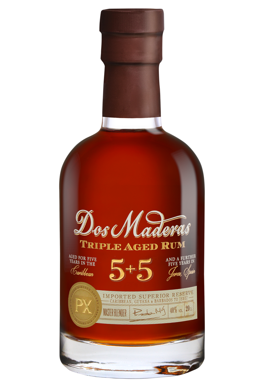 Dos Maderas P.X.5+5 10 Years Old 0,2 L
