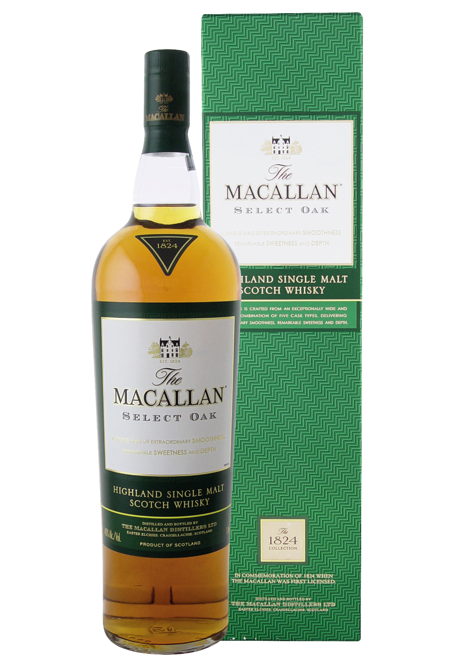 Macallan Select Oak 0,7 L