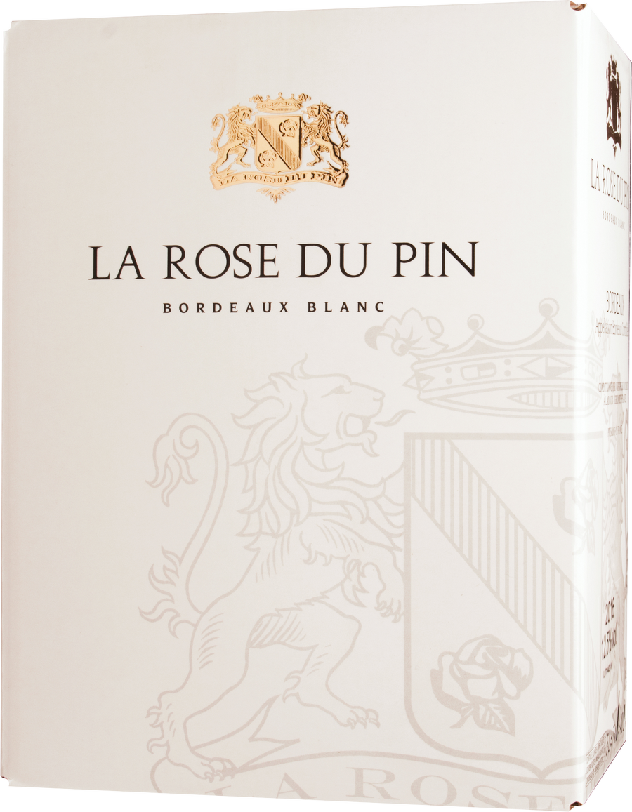 Ducourt La Rose du Pin, Bordeaux Blanc 5L
