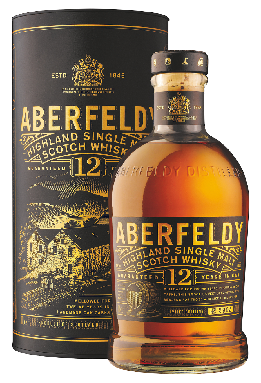 Aberfeldy 12 Years Old 0,7l